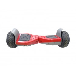 SCOOTER SMART BALANCE 7.5 POLEGADAS - FOSTON - BLUETOOTH - VERMELHO