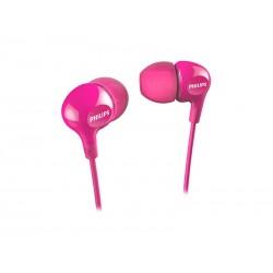 FONE PHILIPS SHE3550PK - BOLINHA - MP3 - IPOD - ROSA