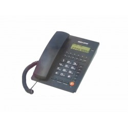 TELEFONE MEGASTAR COM FIO - BINA - FT-708