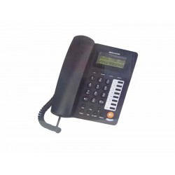 TELEFONE MEGASTAR COM FIO - BINA - FT-750