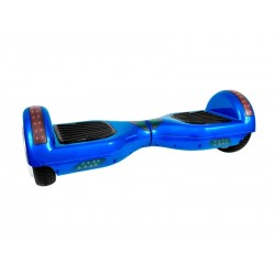 SCOOTER XPLAY X2 - 6.5 POLEGADAS - LED - BLUETOOH - AZUL