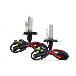 LAMPARA AUTOMOTIVO P/KIT XENON H4-2 8000K 2PZS