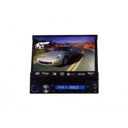 "DVD AUTOMOTIVO PYRAMIDE PD7951 RET.7"" TV/USB/SD"