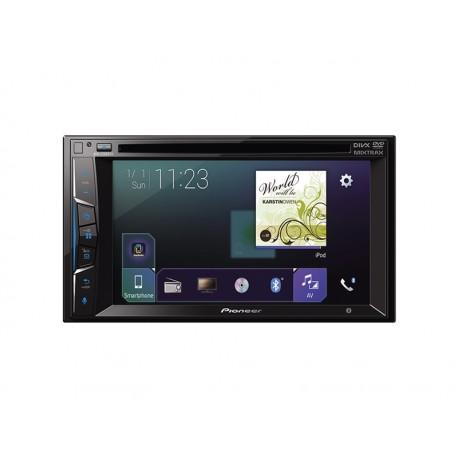 DVD CAR PIONNER AVH-Z2050TV - 6.2 POLEGADAS - USB - MIXTRAX - TV - BLUETOOTH
