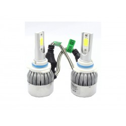 KIT XENON LED HB3 - C6 - 36W - 3800LM - 12/24V