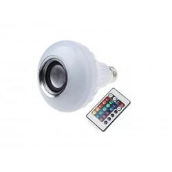 LAMPADA LED BLUETOOTH - COM CONTROLE - LED - BIVOLT