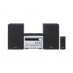 MINICOMPONENTE PANASONIC PM250 CD/BT/USB/2V