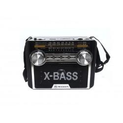 RADIO MAXON RAD-MX2692 - USB - SD - RECARREGAVEL