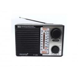 RADIO PROSPER P-384 - AM-FM- BLUETOOTH - USB