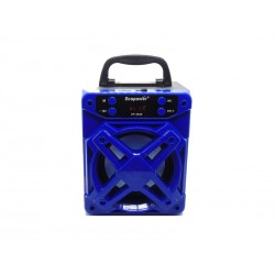 SPEAKER ECOPOWER EP-3848 - USB - MICRO SD - RADIO FM - BLUETOOTH