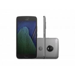 CELULAR MOTO G5 PLUS XT1685 - 32GB - 4G - 2 CHIPS - CINZA