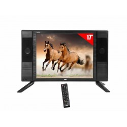 TV BAK LED 17 POLEGADAS - BK-LED-1750ISDB -HDMI - USB