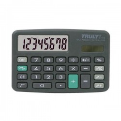 CALCULADORA TRULY - 711 - 8 DIGITOS