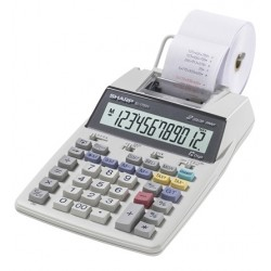 CALCULADORA SHARP - COM BOBINA - EL1750V -