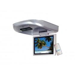 "PANTALLA AUTOMOTIVA MIDI MD-880 DVD/TV 8.0"" TECHO"