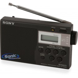 RADIO SONY ICF-M260 AM/FM DIGITAL