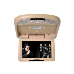 "PANTALLA AUTOMOTIVA VOYAGER 702 USB/TV 7.0"" TECHO"