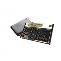 CAL HP 12C FINANCEIRA  (PORT) GOLD