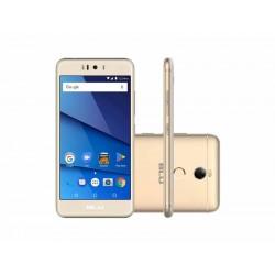 CELULAR BLU R2 LTE R0171EE - 2 CHIPS - 32GB - DOURADO