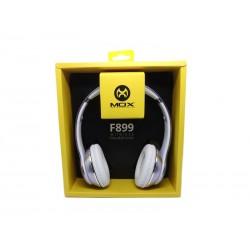 FONE DE OUVIDO MOX MO-F899 - BLUETOOTH - FM - MICROFONE - SD - LILAS