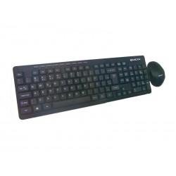 PC TECLADO MOUSE SEM FIO MOX - MO-K903 - KIT