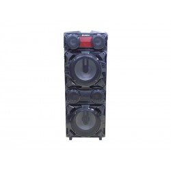 SPEAKER MOX MO-DJ1050 - LED - CON FUNCION DJ MIX - USB - BLUETOOTH - SD