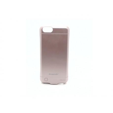 BATERIA AUXILIAR ECOPOWER - EP-565 - 2600MAH - CAPA IPHONE - ROSA