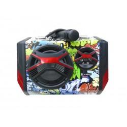 SPEAKER MAXON MX-6151 - USB - SD - RADIO FM - BLUETOOTH