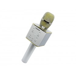 MICROFONE ECOPOWER EP-K001 - BLUETOOTH - USB