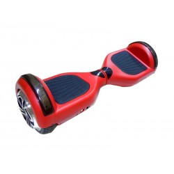 SCOOTER FOSTON FS-3030S - 6.5 POLEGADAS - LED - BLUETOOTH - VERMELHO