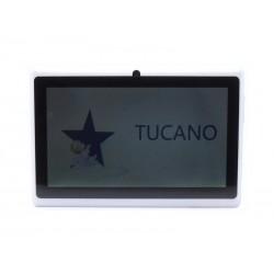 TABLET TUCANO DUAL CORE - 8GB - 2 CAMERAS - BIVOLT - BRANCO