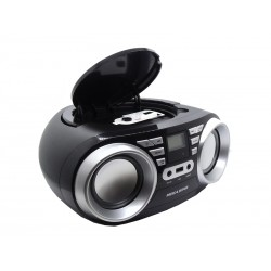 MICROSYSTEM MEGASTAR MP-1813BT - CD - BLUETOOTH - USB - BIVOLT