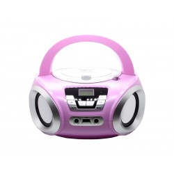 MICROSYSTEM MEGASTAR MP-1842BT - CD - BLUETOOTH - USB - BIVOLT