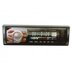 RADIO CAR ECOPOWER EP-602 - BLUETOOTH - USB - SD - RADIO FM