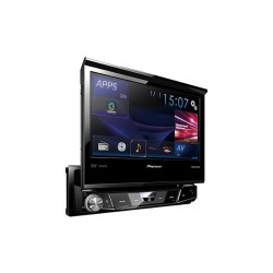 DVD CAR PIONEER AVH-X6850 - 7 POLEGADAS - USB - BLUETOOTH - RETRATIL