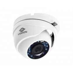 CAMERA CCTV VIZZION VZ-DCOT-IRMF - 2.8MM - 1MP