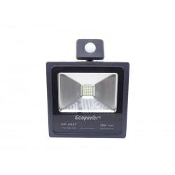 REFLETOR LED ECOPOWER - EP-4927 - 20W - SENSOR