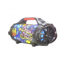 SPEAKER ECOPOWER EP-2258 - USB - SD - BLUETOOTH - RADIO FM