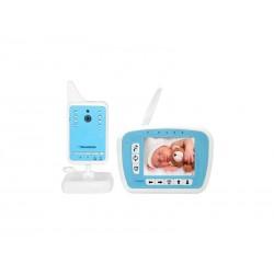 "BABY CALL ROADSTAR RS-9030 3.5"" LCD AZUL 2V"