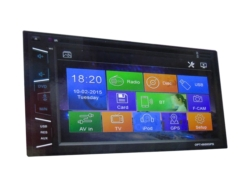 DVD CAR OPTIMUS OPT-6600GPS - 6 POLEGADAS - BLUETOOTH - GPS - TV DIGITAL
