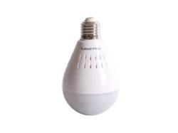 LAMPARA CON CAMERA GOALPRO - 2.0MP - WIFI - 360