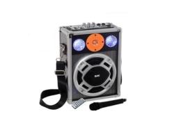 SPEAKER BAK BK-S877K - PROFISSIONAL - KARAOKE - FM- 110V - 12V