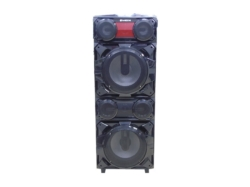 SPEAKER MOX MO-DJ1050 - LED - COM FUNÇÃO DJ MIX - USB - BLUETOOTH - SD