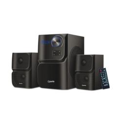 HOME THEATER QUANTA 2.1 - QTHBT102 - RADIO FM - MP3 - USB - BLUETOOTH