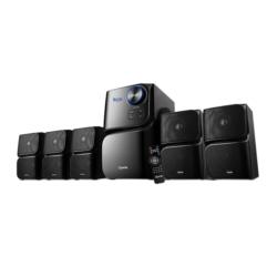 HOME THEATER QUANTA 5.1 QTHTB105 - BLUETOOTH - RADIO FM - SD - USB