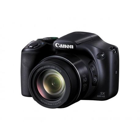 CAMERA CANON SX-530HS - 16MP - TELA 3 POLEGADAS - HD - WIFI