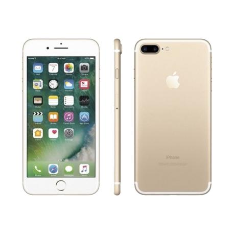 CELULAR IPHONE 7 PLUS A1784BZ - 32GB - DOURADO