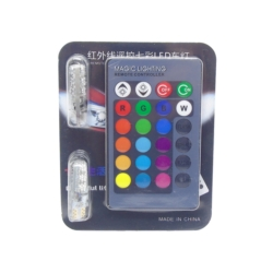 LED PINGO MAGIC LIGTHING COM CONTROLE