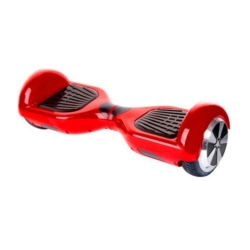 SCOOTER SMART BALANCE - 6.5 PULGADAS - BLUETOOTH - ROJO