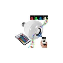 LAMPADA LED ECOPOWER EP-2321 - RGB - SPEAKER - BLUETOOTH  - CONTROLE